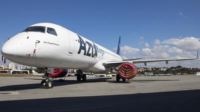 PR-AXW - Embraer 190-200IGW - Azul Cargo