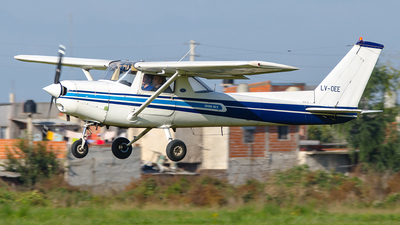 LV-OEE - Cessna 152 II - Private