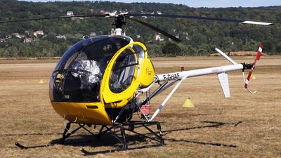 F-GHAF - Schweizer 269C - Private