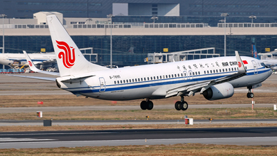 B-7895 - Boeing 737-89L - Air China