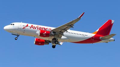 A picture of LVHVS - Airbus A320214 - [6103] - © Andrés Aliotta