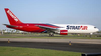 N374AA - Boeing 767-323(ER)(BDSF) - Stratair