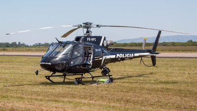 PR-HPC - Eurocopter AS 350B3 Ecureuil - Brazil - Policia Civil