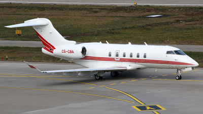 CS-CBA - Bombardier BD-100-1A10 Challenger 350 - Executive Jet Managment