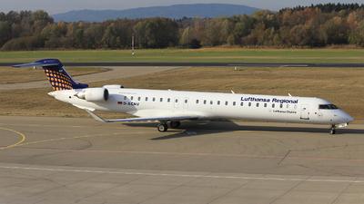 D-ACNV - Bombardier CRJ-900LR - Lufthansa Regional (CityLine)