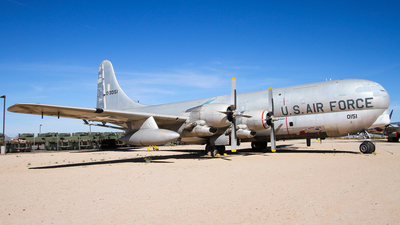 53-0151 - Boeing KC-97G Stratofreighter - United States - US Air Force (USAF)