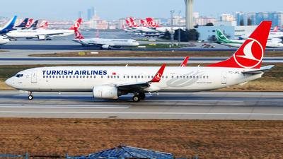 TC-JYL - Boeing 737-9F2ER - Turkish Airlines