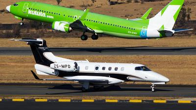 ZS-MPD - Embraer 505 Phenom 300 - Private