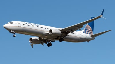 N36469 - Boeing 737-924ER - United Airlines