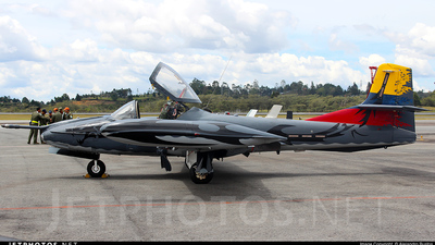 FAC2183 - Cessna A-37B Dragonfly - Colombia - Air Force