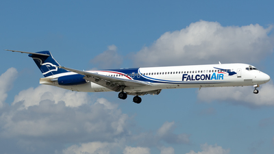 N120MN - McDonnell Douglas MD-83 - Falcon Air Express