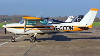 G-CEFM - Cessna 152 II - Private