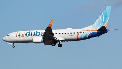 A6-FET - Boeing 737-8KN - flydubai