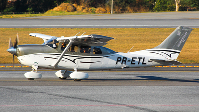 PR-ETL - Cessna T206H Turbo Stationair - Private