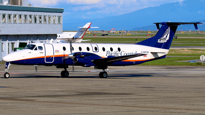 C-GPCW - Beech 1900C-1 - Pacific Coastal Airlines