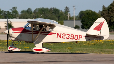 N2390P - Piper PA-22-150 Tri-Pacer - Private