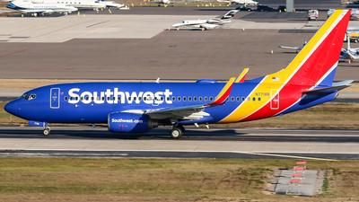 N7718B - Boeing 737-76N - Southwest Airlines