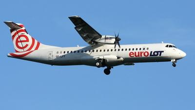 SP-LFF - ATR 72-202 - EuroLOT