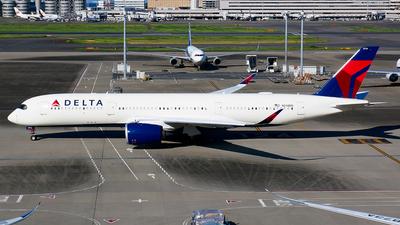 A picture of N514DN - Airbus A350941 - Delta Air Lines - © Shogo Kawai