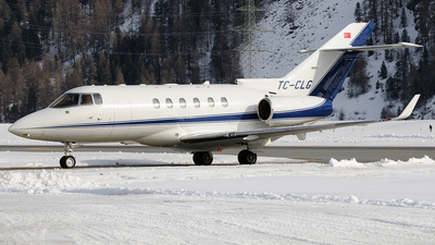 TC-CLG - Hawker Beechcraft 900XP - Servis Air Hava Isletmesi
