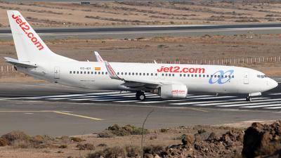 EC-IDT - Boeing 737-86Q - Jet2.com