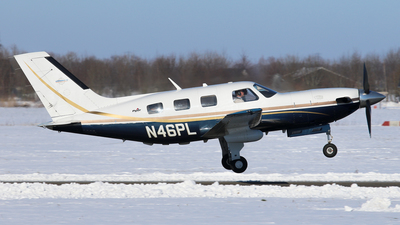 N46PL - Piper PA-46-500TP Malibu Meridian - Private
