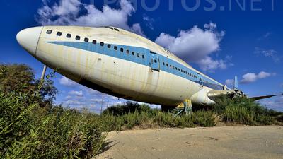 4X-AXA - Boeing 747-258B - El Al Israel Airlines