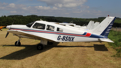 A picture of GBSNX - Piper PA28181 -  - © Ian Howat