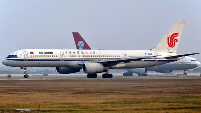 B-2856 - Boeing 757-2Z0 - Air China