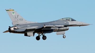 90-0759 - General Dynamics F-16C Fighting Falcon - United States - US Air Force (USAF)