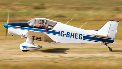 G-BHEG - Jodel D150 Mascaret - Private