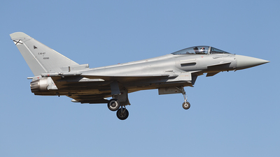 C.16-67 - Eurofighter Typhoon EF2000 - Spain - Air Force