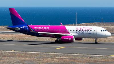 HA-LYA - Airbus A320-232 - Wizz Air