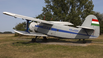 HA-ABR - PZL-Mielec An-2 - AviaCrop