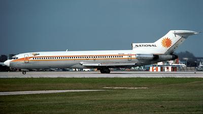 N4744 - Boeing 727-235 - National Airlines