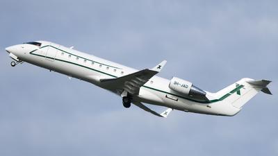 9H-JAD - Bombardier CL-600-2B19 Challenger 850 - Air X Charter