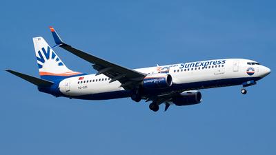 A picture of TCSEI - Boeing 7378HC - SunExpress - © JakkoFly
