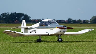 F-PVYN - Jodel D18 - Private