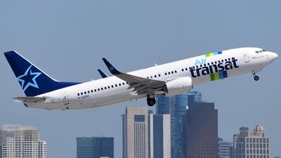 F-GZHI - Boeing 737-86J - Air Transat