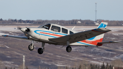 C-GQGF - Piper PA-28-181 Archer II - Excel Flight Training
