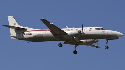 SX-BGU - Swearingen SA227-AC Metro III - Mediterranean Air Freight