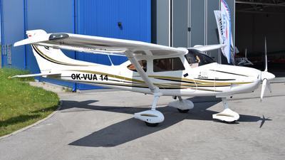 OK-VUA14 - TL Ultralight TL-3000 Sirius - Private