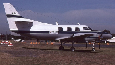 VH-CAL - Swearingen SA226-T Merlin IIIA - Australia - Department of Aviation