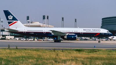 G-BIKU - Boeing 757-236 - British Airways