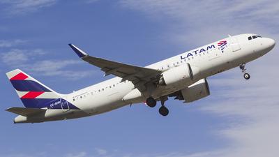 CC-BHB - Airbus A320-271N - LATAM Airlines
