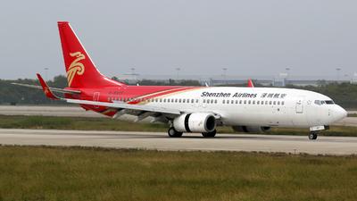 B-5377 - Boeing 737-8AL - Shenzhen Airlines