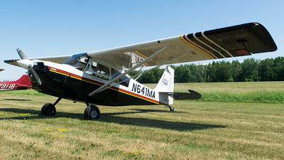 N641MA - American Champion 7GCBC Explorer - Lake Superior College