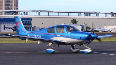N776SW  - Cirrus SR22-Xi - Private