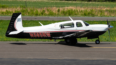 N595RW - Mooney M20R Ovation - Private