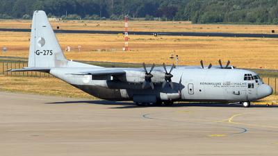 G-275 - Lockheed C-130H-30 Hercules - Netherlands - Royal Air Force